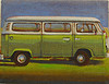Combi green painting