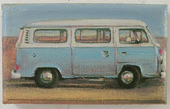 pocket painting blue combi