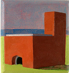 pocket painting structure beach kutch copper Dungeness