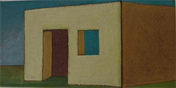 dungeness dwellings painting