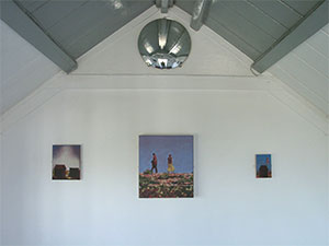 Dungeness gallery studio south view
